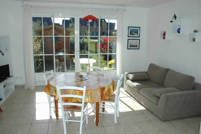Holiday rentals Barfleur - Apartment - 3 persons - BBQ - Photo N° 1