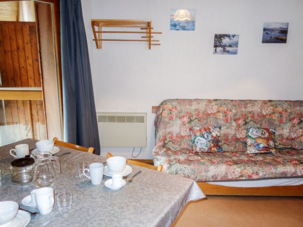 Location vacances Les Contamines-Montjoie -  Appartement - 6 personnes - Télévision - Photo N° 1