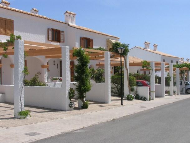 Location vacances Santa Pola -  Maison - 6 personnes - Télévision - Photo N° 1