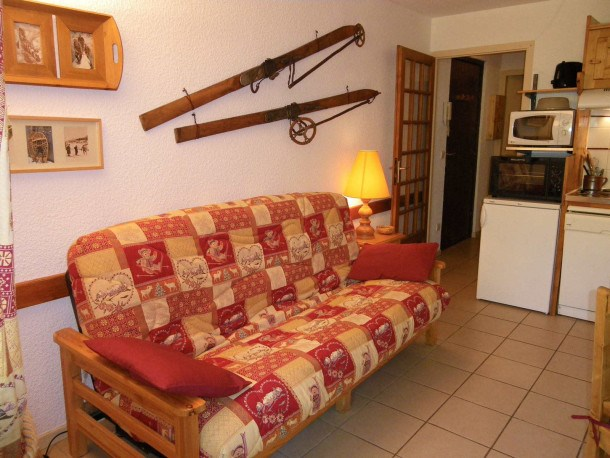 Location vacances Valloire -  Appartement - 4 personnes - Lecteur DVD - Photo N° 1
