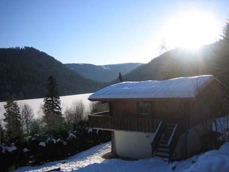 Location vacances Xonrupt-Longemer -  Maison - 6 personnes - Barbecue - Photo N° 1