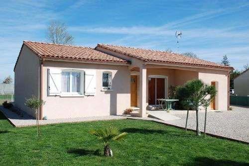 Maison  3 pièces + Terrain 669 m² Saint-Sulpice par TRADICONFORT 81