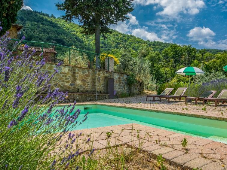Appartement pour 2 personnes à Greve in Chianti