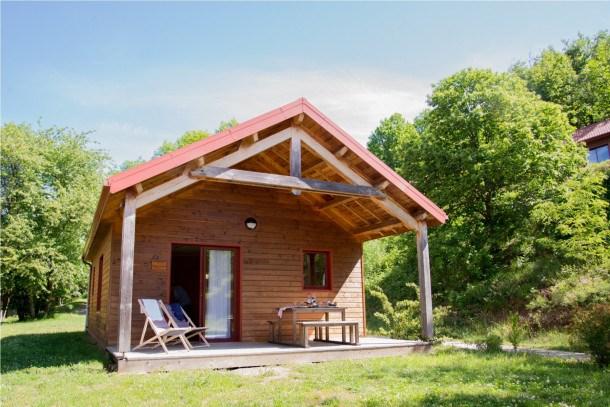 Location vacances Pourcharesses -  Maison - 4 personnes - Terrasse - Photo N° 1