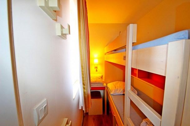 Cap Esterel village - studio cabine B1 - 340la