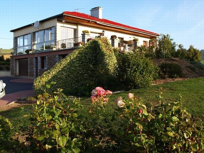 La Tioule  Villa