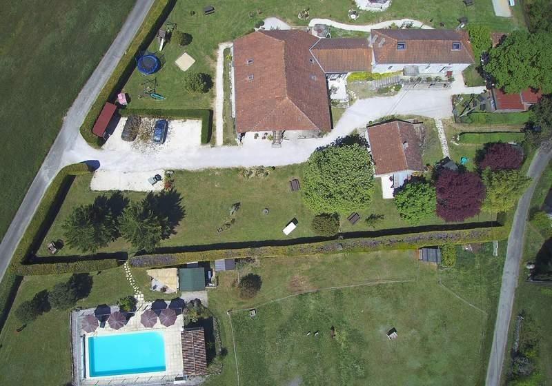 Appartement pour 6 pers. avec piscine, Saint-Matré