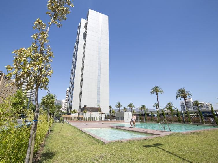 Location vacances Calp -  Appartement - 4 personnes -  - Photo N° 1