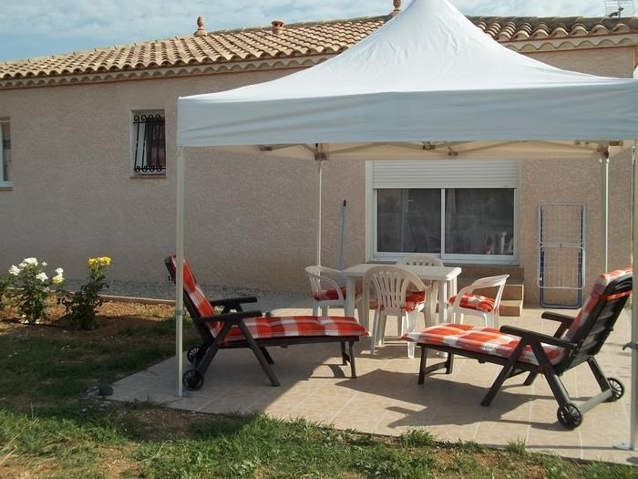 Location vacances Marseillan -  Maison - 3 personnes - Barbecue - Photo N° 1