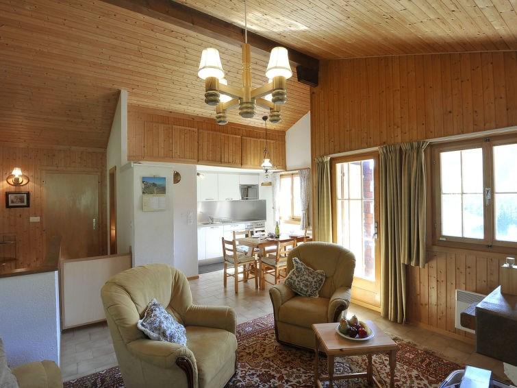 Maison pour 7 personnes à Moléson-sur-Gruyères
