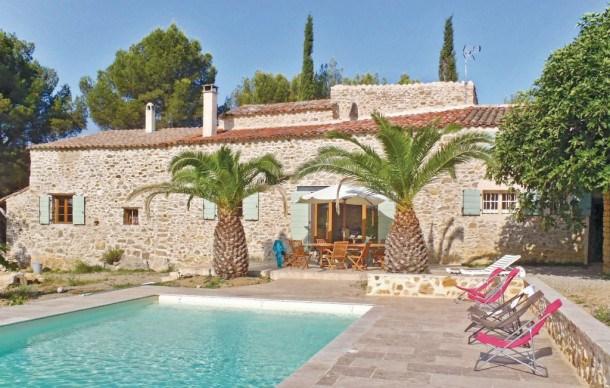 Location vacances Murviel-lès-Béziers -  Maison - 12 personnes - Barbecue - Photo N° 1