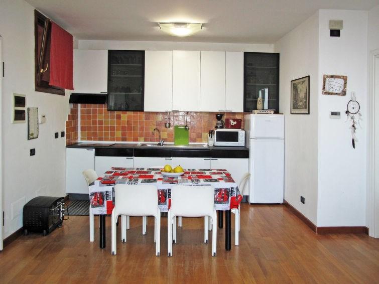 Appartement pour 3 personnes à Cogoleto