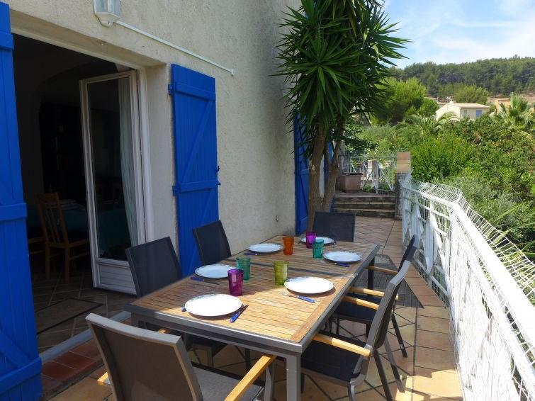 Studio pour 4 personnes à Saint Cyr sur Mer La Madrague