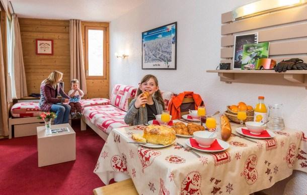 Location vacances Les Belleville -  Appartement - 5 personnes - Congélateur - Photo N° 1