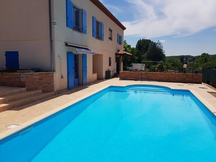 Maison de famille avec magnifique piscine