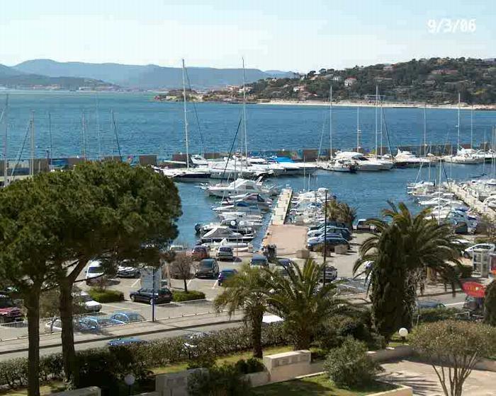Location vacances Sainte-Maxime -  Appartement - 5 personnes - Câble / satellite - Photo N° 1