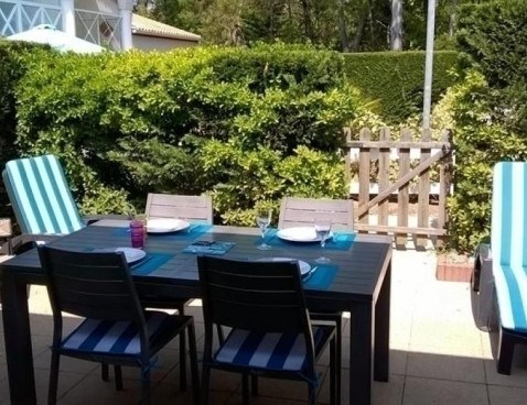 Location vacances La Tranche-sur-Mer -  Appartement - 4 personnes - Barbecue - Photo N° 1
