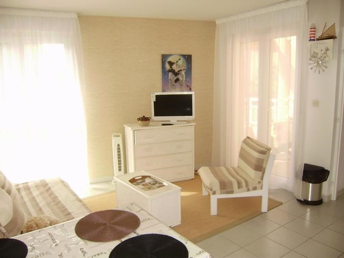 Appartement pour 4 pers. avec piscine, Saint-Cyprien