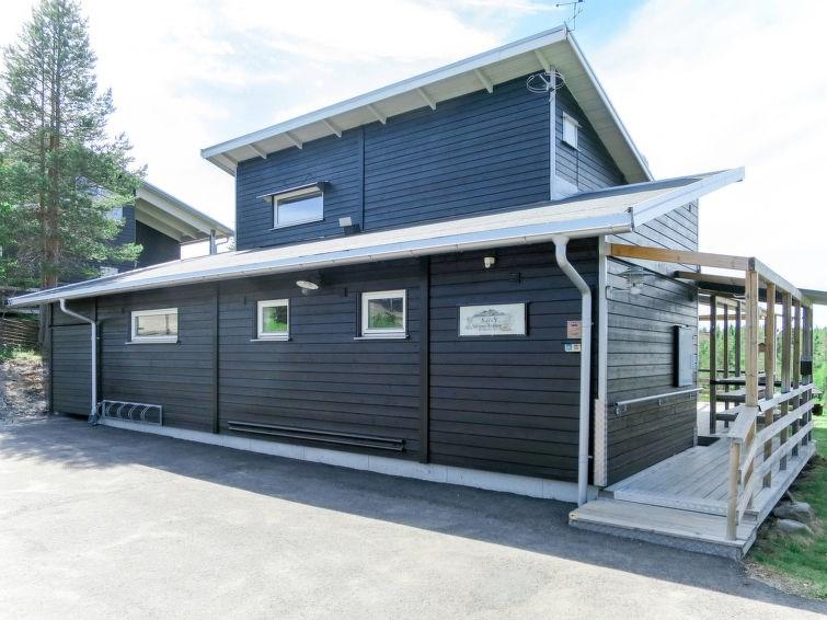 Maison pour 8 à Sysslebäck