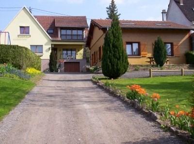 grand châlet à louer situé à 1h de Europapark - Muhlbach-sur-Bruche