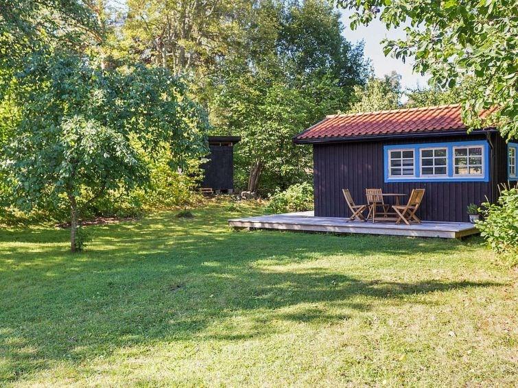 Studio pour 2 personnes à Blidö