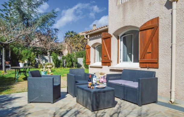 Location vacances Furiani -  Appartement - 5 personnes - Barbecue - Photo N° 1
