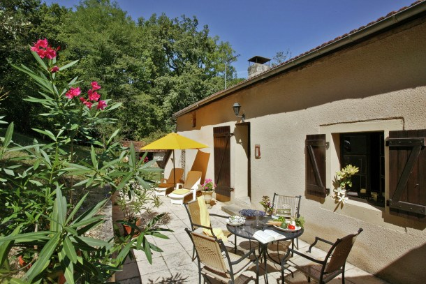 Location vacances Souillac -  Maison - 4 personnes - Barbecue - Photo N° 1