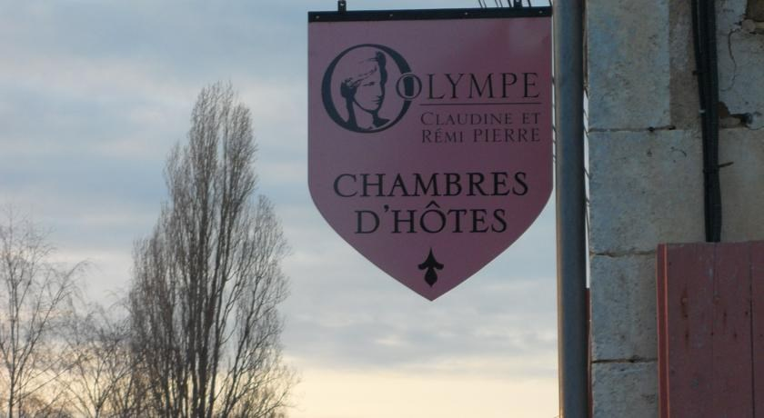 Olympe chambres d'Hôtes