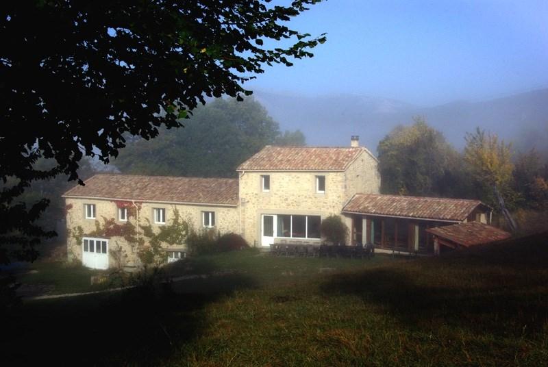 Location vacances Bellegarde-en-Diois -  Gite - 20 personnes - Barbecue - Photo N° 1