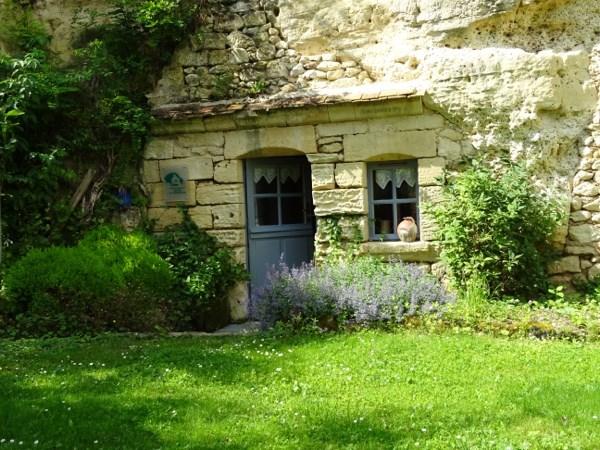 Location vacances Villaines-les-Rochers -  Gite - 2 personnes - Barbecue - Photo N° 1