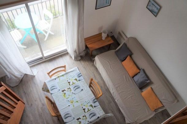 Appartement 2 pièces 4/6 personnes à 150 m de la plage