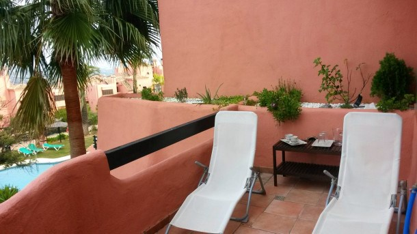 Location vacances Marbella -  Appartement - 4 personnes - Barbecue - Photo N° 1
