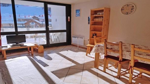 Location vacances Puy-Saint-Vincent -  Appartement - 8 personnes - Lecteur DVD - Photo N° 1