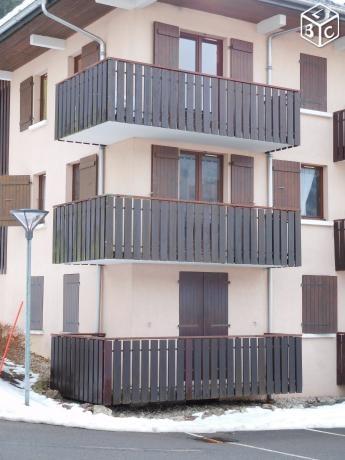 Location vacances Lélex -  Appartement - 4 personnes - Télévision - Photo N° 1