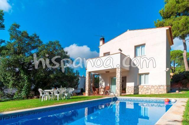 Location villa àTamariu sur la Costa Brava - villa proche de la plage | di