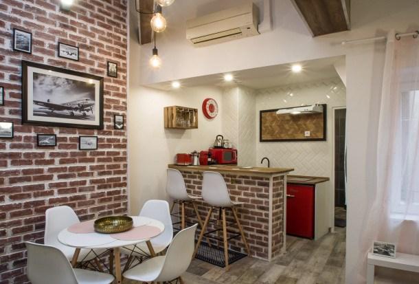 Location vacances Toulouse -  Appartement - 2 personnes - Climatisation - Photo N° 1