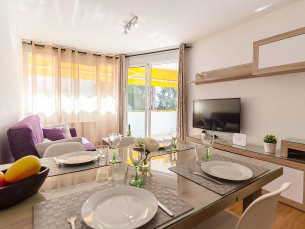 Location vacances Lloret de Mar -  Appartement - 5 personnes - Télévision - Photo N° 1