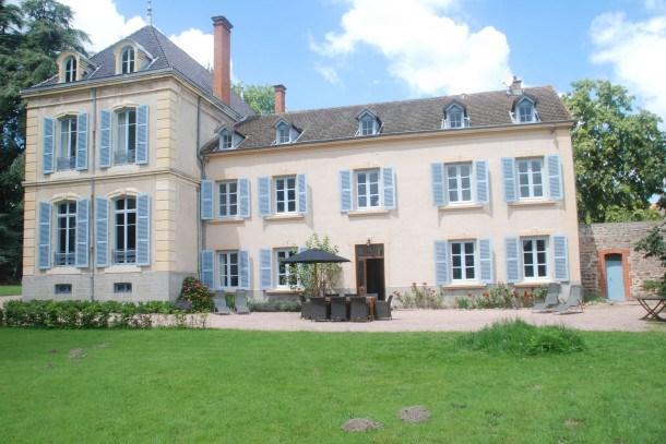 Location vacances La Pacaudière -  Maison - 8 personnes - Barbecue - Photo N° 1