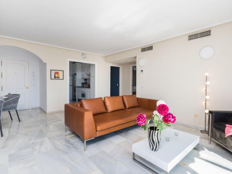 Appartement pour 4 à Estepona