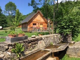 Location vacances Massat -  Maison - 6 personnes - Jardin - Photo N° 1