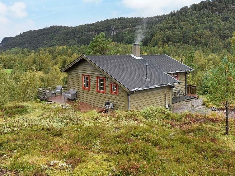 Maison pour 3 personnes à Hyllestad