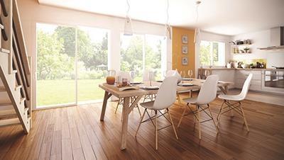Maison  5 pièces + Terrain 450 m² Nanteuil-Lès-Meaux par Maison Familiale Meaux