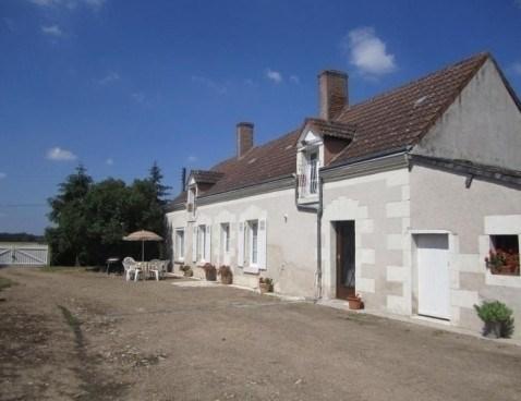 Location vacances Chaumont-sur-Loire -  Maison - 6 personnes - Barbecue - Photo N° 1