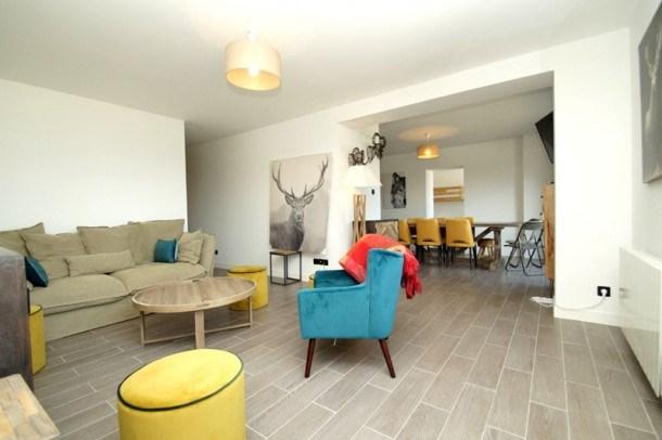 Location vacances Les Deux Alpes -  Appartement - 11 personnes - Télévision - Photo N° 1