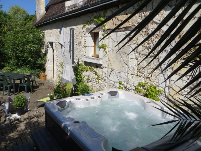 Location vacances Loches -  Maison - 4 personnes - Barbecue - Photo N° 1