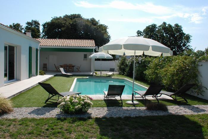 Location vacances Saint-Georges-d'Oléron -  Maison - 12 personnes - Barbecue - Photo N° 1