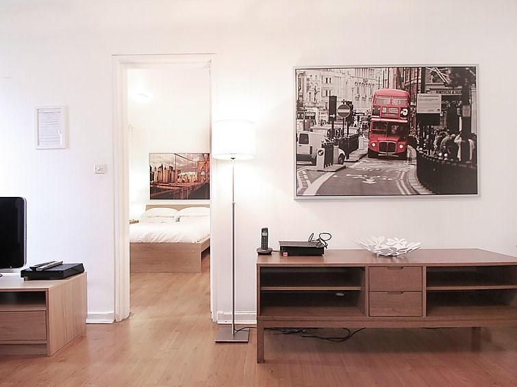 Appartement pour 2 personnes à Paris/8