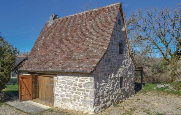 Location vacances Padirac -  Maison - 3 personnes - Jardin - Photo N° 1