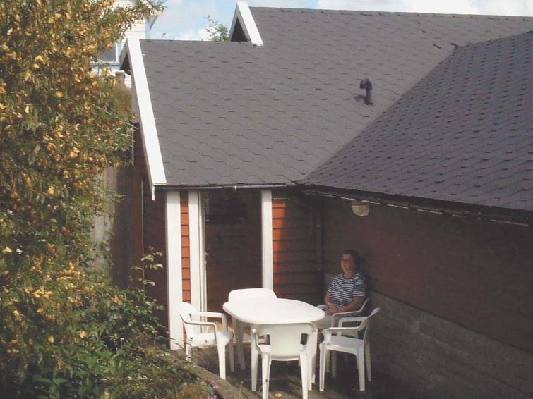 Maison pour 3 personnes à Rubbestadneset