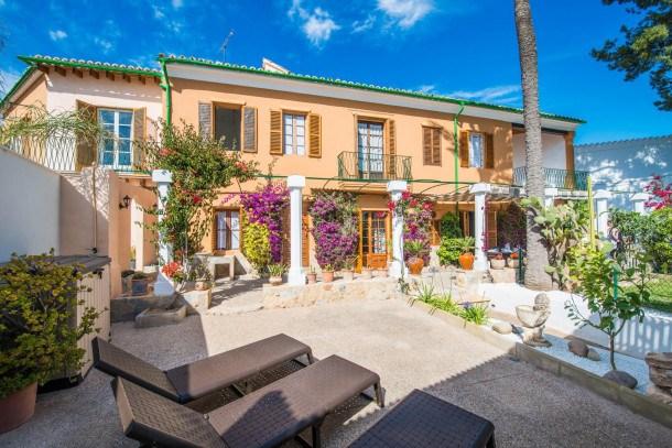 Location vacances Palma -  Maison - 8 personnes - Barbecue - Photo N° 1